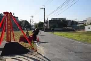 連至 草屯立人路2期工程動工  明年7月完工 完整照片