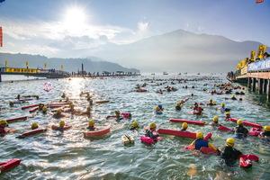連至 萬人泳渡活動 完整照片